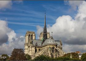 Парижские прогулки...часть первая