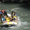 рафтинг на реке арагви