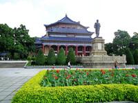 Гуанчжоу - его храмы и музеи.