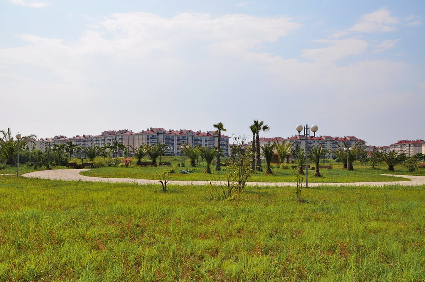16. В общем такой вот парк, тематический, крупный и профессиональный который показал полный дилетант.