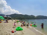 Шеньчжень - и его пляжи