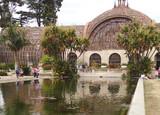 Сан-Диего. Бальбоа парк.