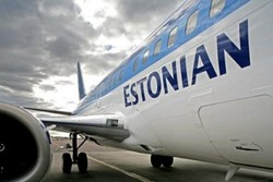 Estonian Air приостанавливает деятельность