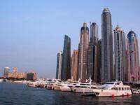 Дубай-Марина на весь день.