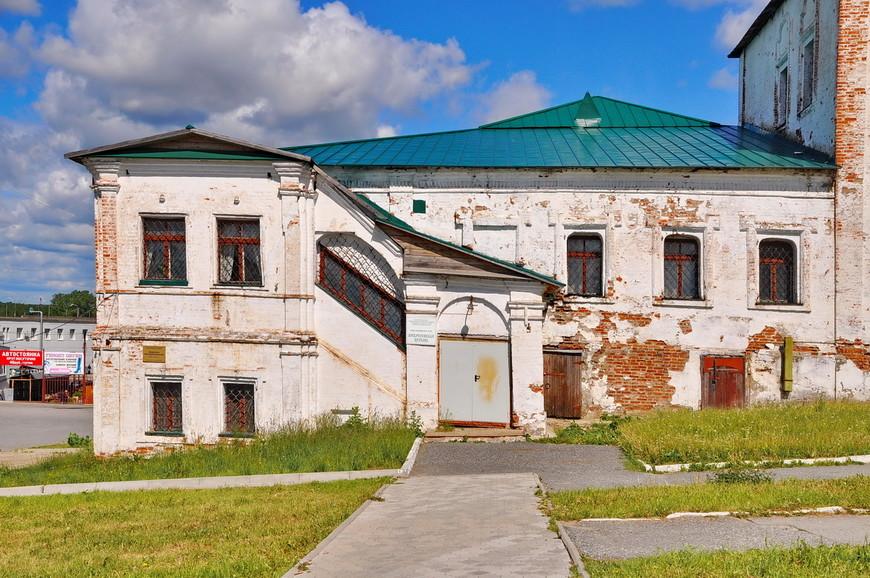 Воскресенско-Рождественская церковь (1721 – 1752 гг.)