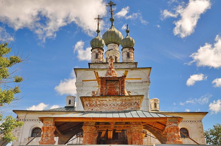 Троицкий собор (1684 – 1698 гг.)