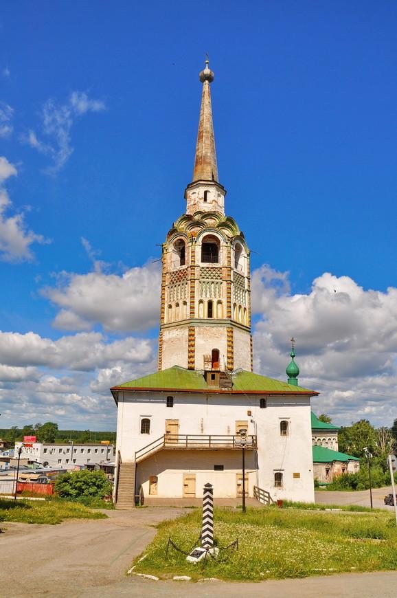 Соборная колокольня (1713 г.)