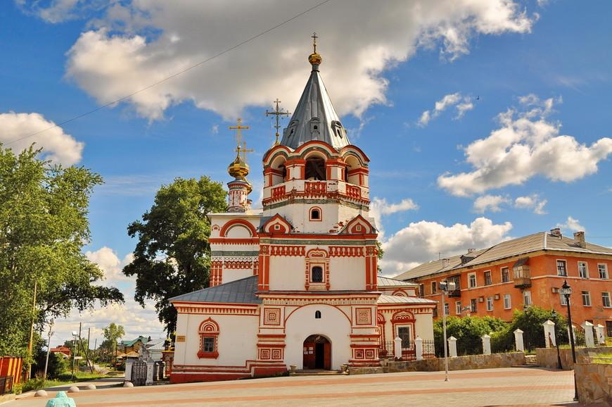Богоявленская церковь (1687 – 1695 гг.)