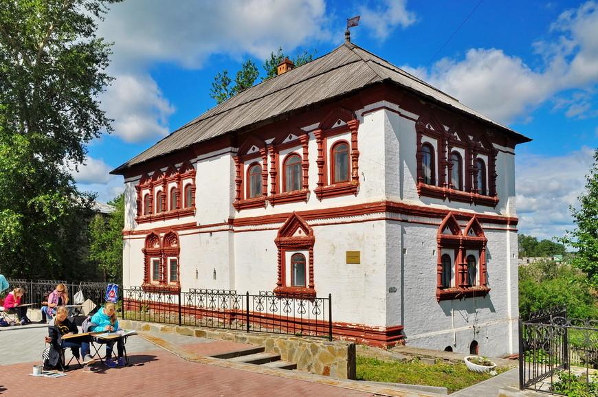 Дом воеводы (1673 – 1688 гг.)