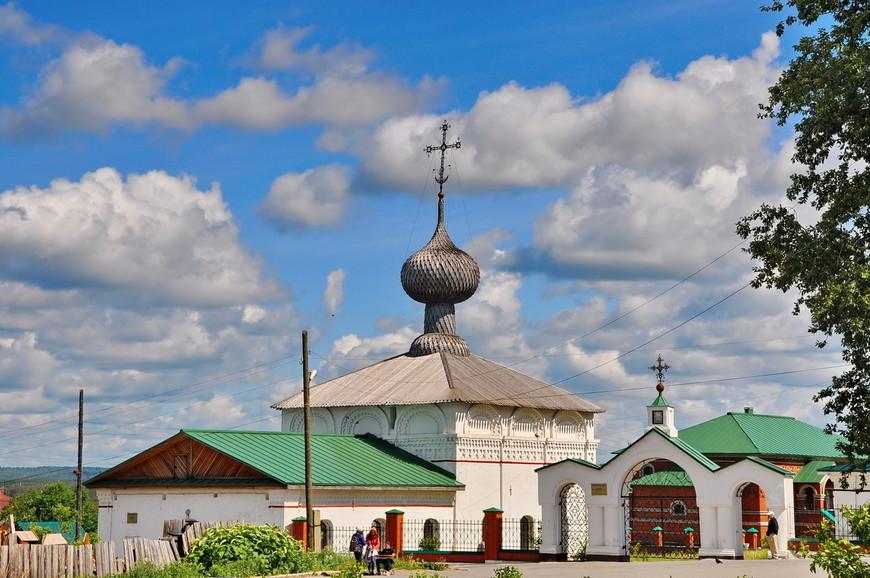 Введенская церковь (1687 – 1695 гг.)
