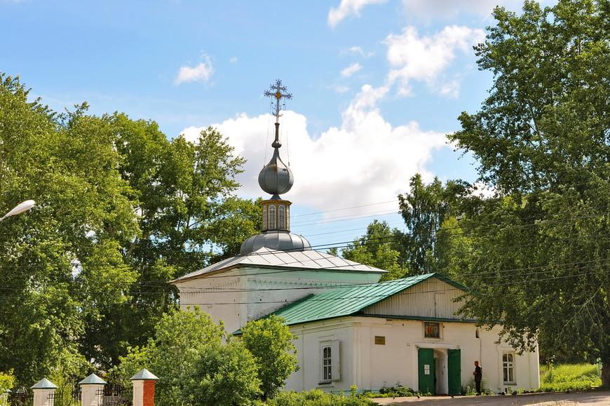 Церковь Жён Мироносиц (1780 г.)