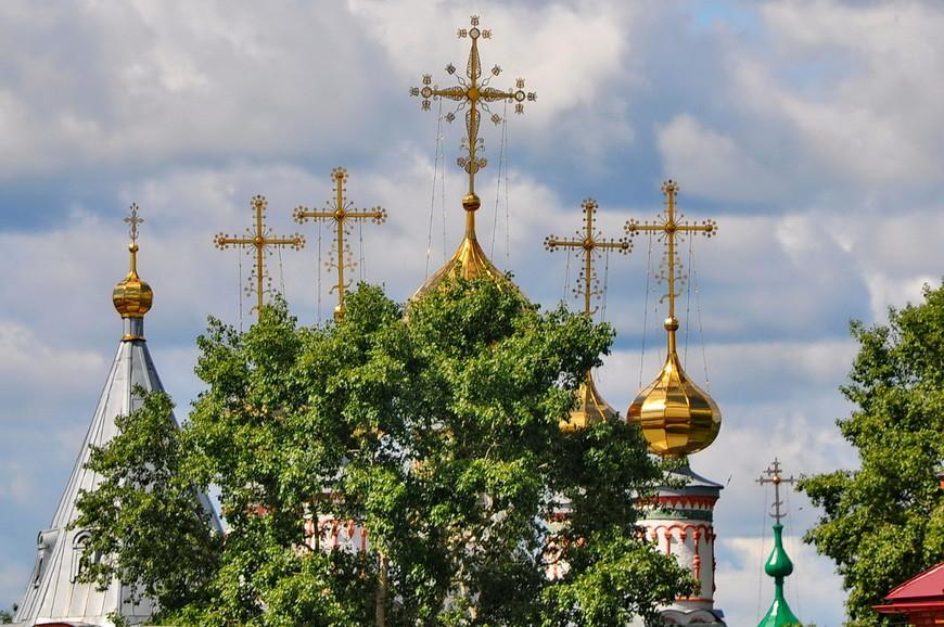 40. Рекомендую к посещению, если поедите в Пермь (можно даже сначала съездить сюда). У города невероятная история, и огромное количество достопримечательностей.