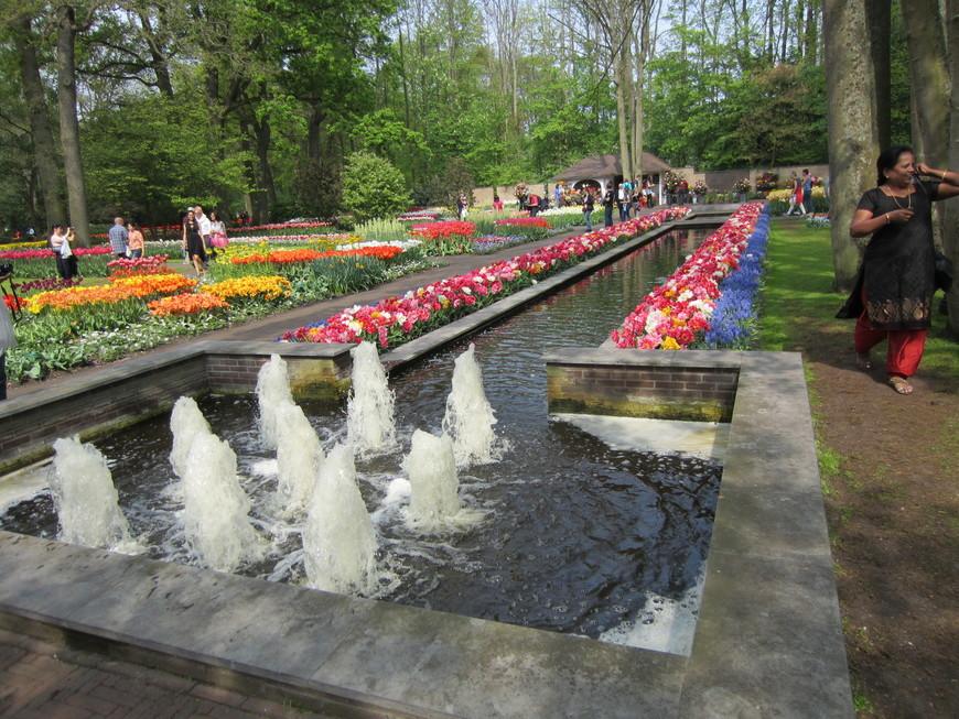 Этот парк самое красивое место в котором я была. Хочу вернуться!