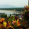 Вид на побережье в Мурдешваре