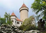 Конопиште. Весенний замок