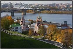 В Нижегородской области названы 10 самых привлекательных туробъектов