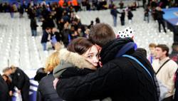 Париж подвергся серии террористических актов