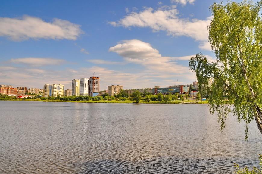 21. Хорошая альтернатива шумной столице региона. Город-спутник находится всего в 40 км от Екатеринбурга.