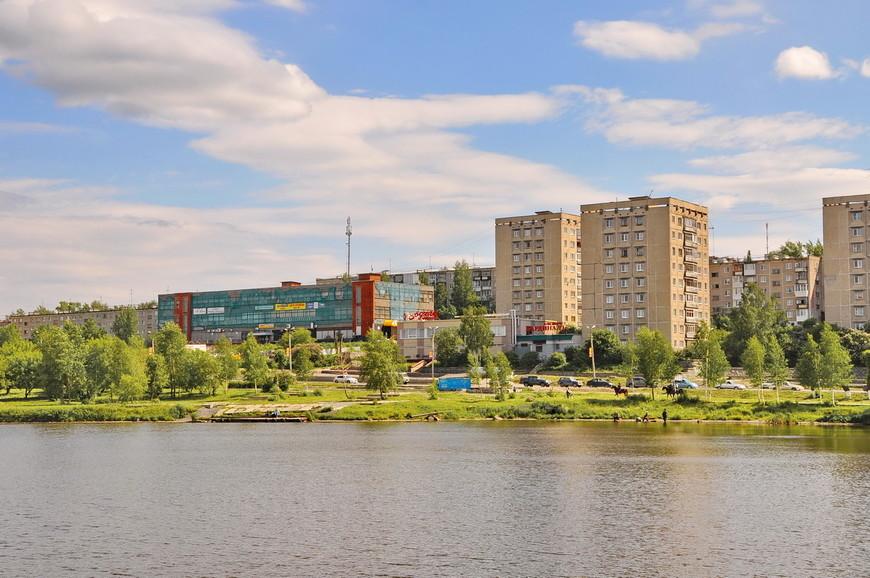 25. Интересный город. Близость к столице позволяет Первоуральску строиться и развиваться лучше, чем многим столицам регионов в России.