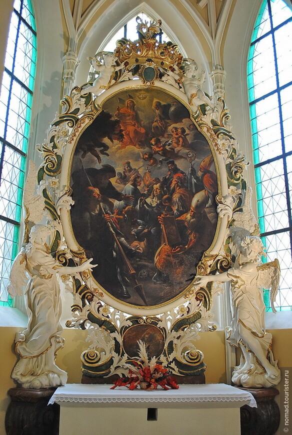 Собор Вознесения Девы Марии