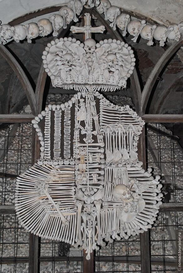 Часовня Всех Святых-Костница