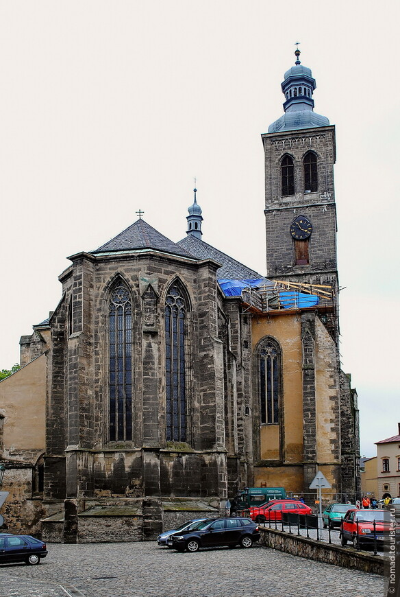 Церковь святого Якуба
