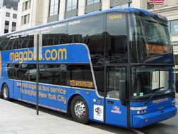У Megabus - бесплатные автобусные билеты по Европе