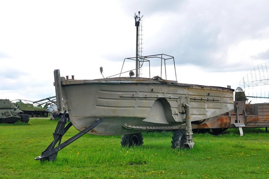 16. Очень удобная конструкция лодки, считай амфибия.