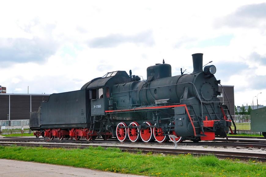 25. Паровоз Э разработан в 1909 году по заказу частной Владикавказской железной дороги талантливым инженером тяги Вацлавом Лопушинским.