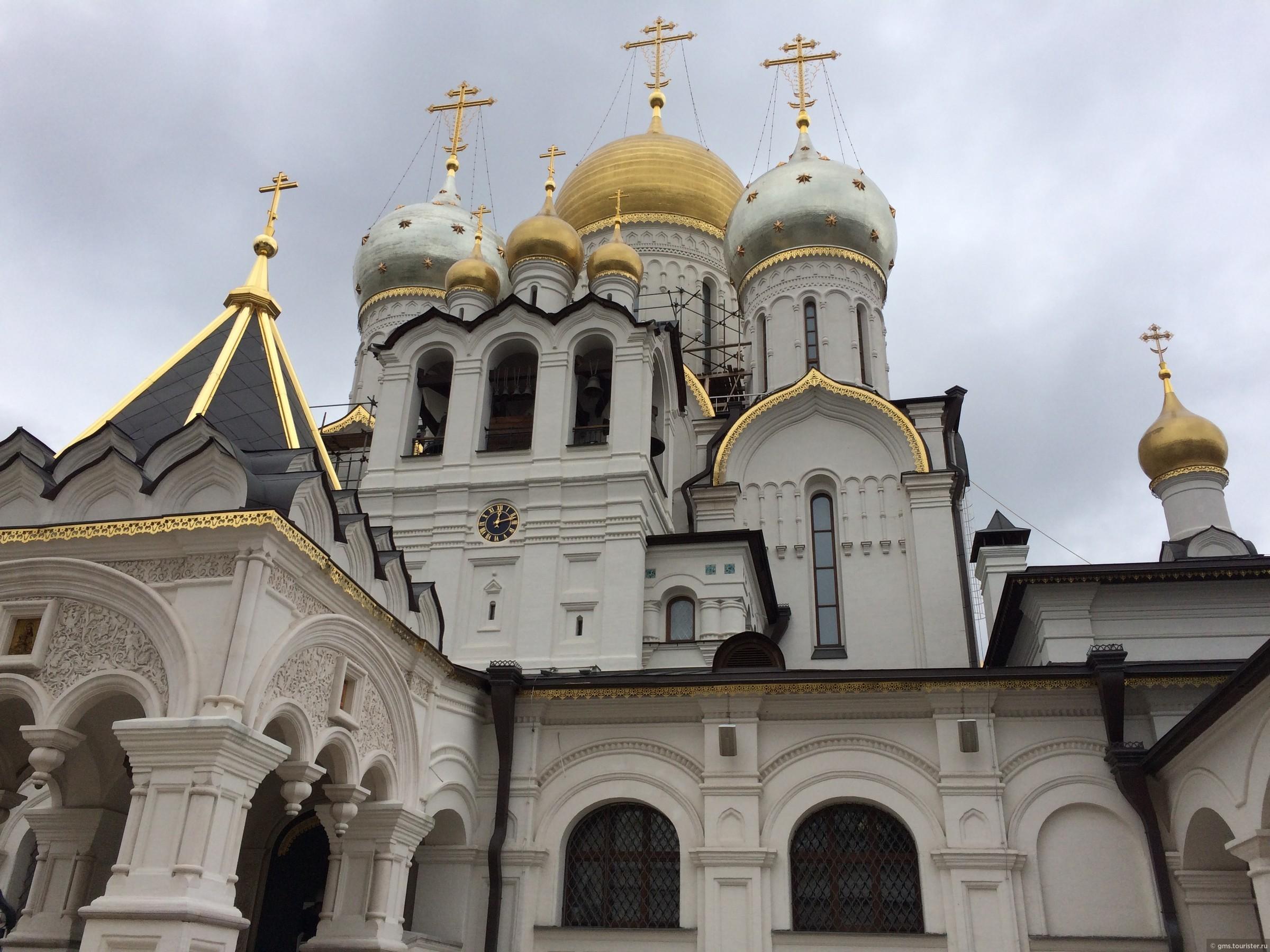 поделиться где находится зачатьевский монастырь в москве фото молодого бизнесмена