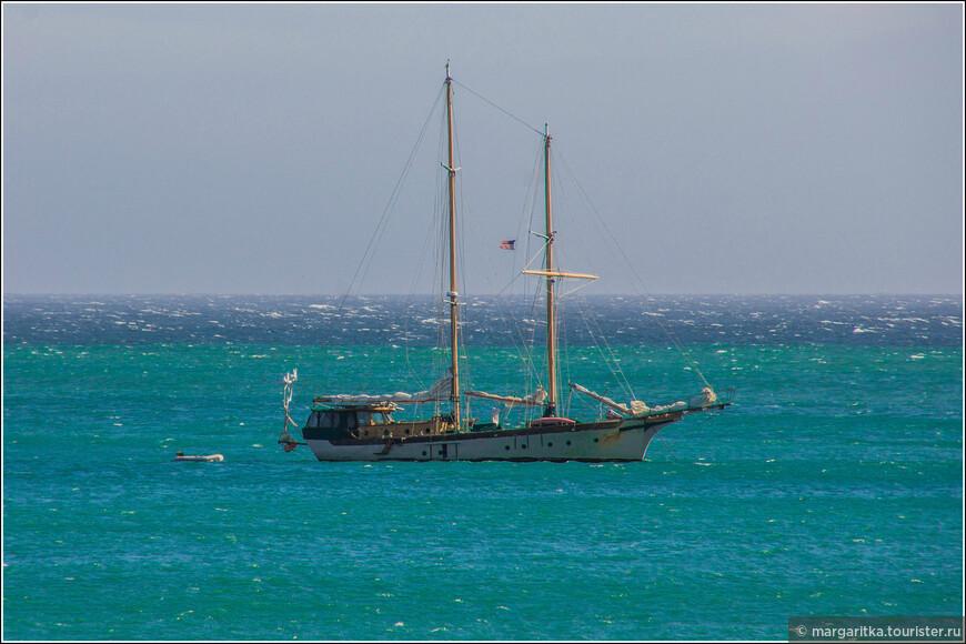 океанская идилия