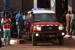 Шесть россиян погибли при теракте в Мали