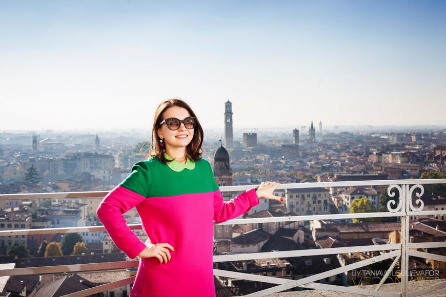 Самые  необыкновенные достопримечательности в Вероне с гидом Анной Алексеевой:-)
