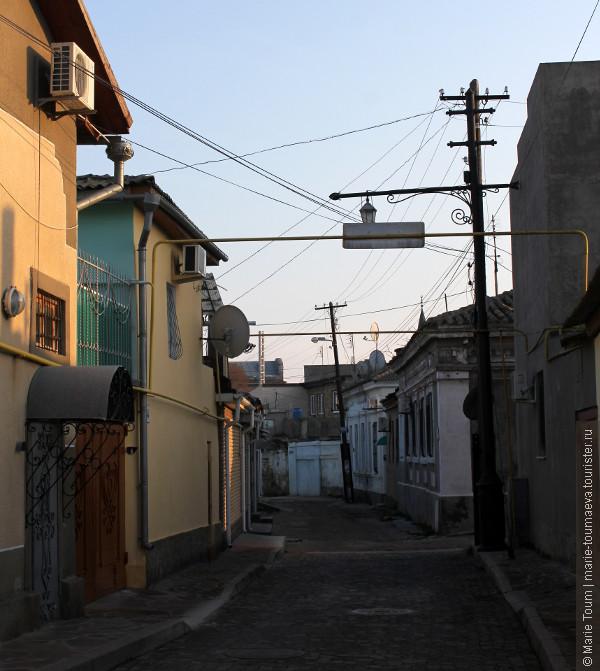 Прогулки по старому городу