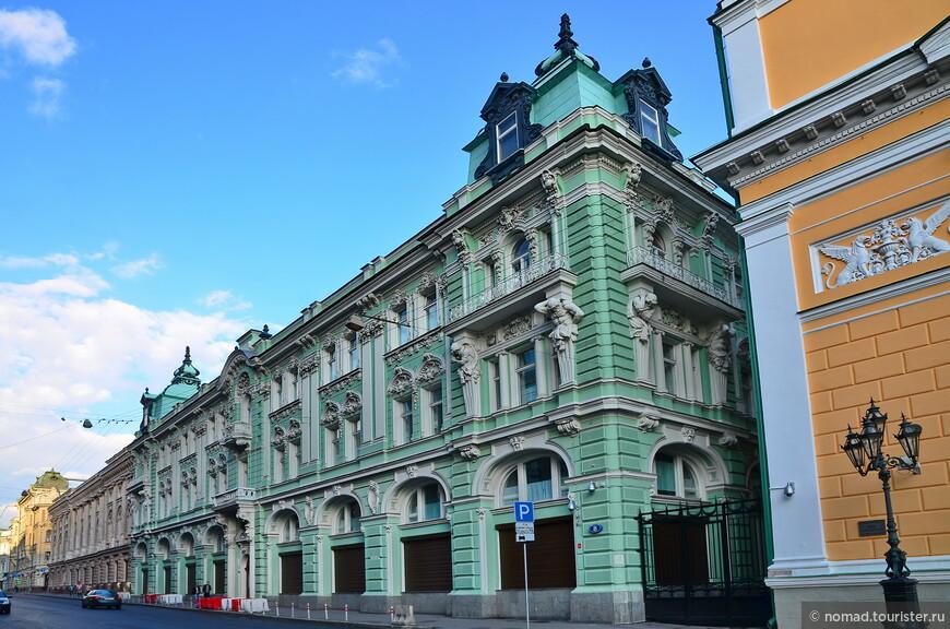Здание Волжско-Камского коммерческого банка, ул. Ильинка, д.8