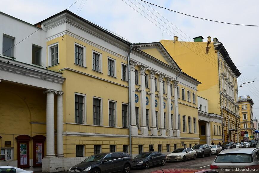 Дом Колычевых, Б. Никитская, д. 11
