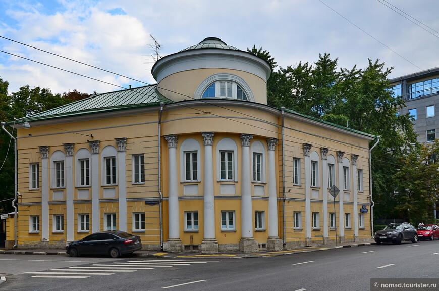 Дом О.С. Толоконниковой, Пятницкая ул, д. 67