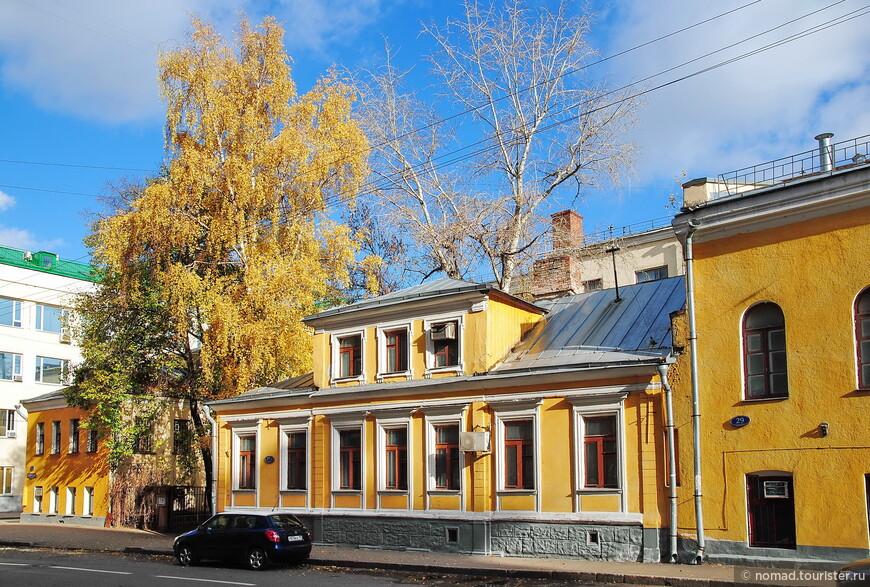 Городская усадьба, Старомонетный пер, 27