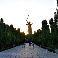 30. Посетить Волгоград и не съездить к Родине-матери непозволительно, даже если уже был там не раз.