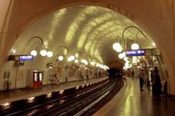 Проезд в метро Парижа будет бесплатным 2 дня