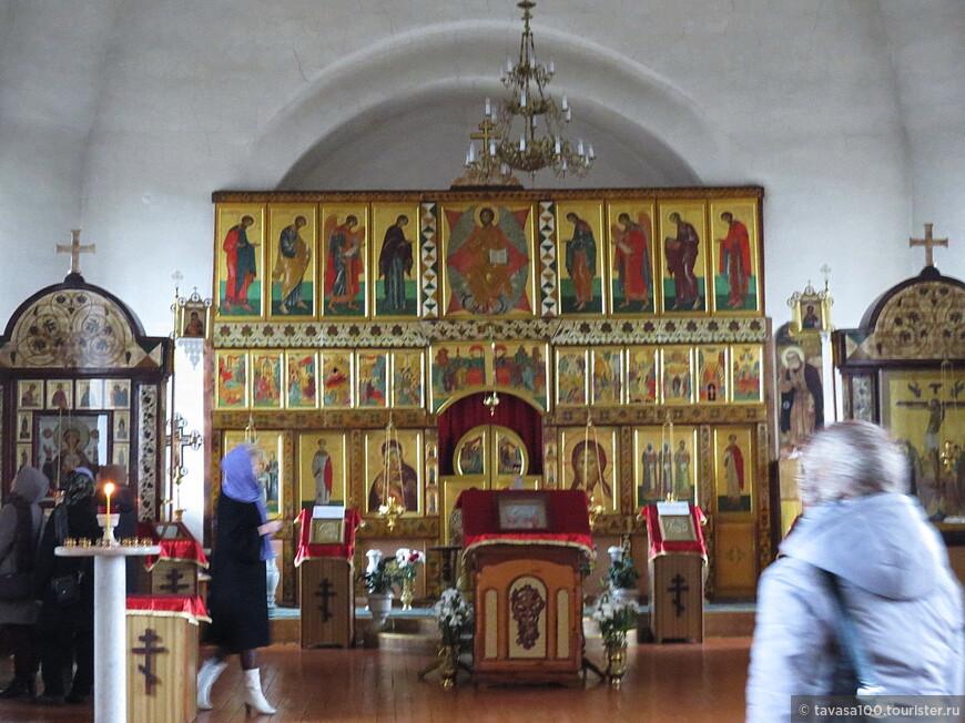 Действующий православный храм. Объект культурного наследия.