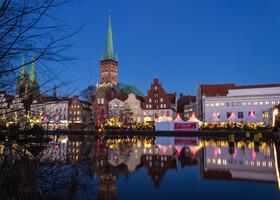 Любек, рождественский город севера