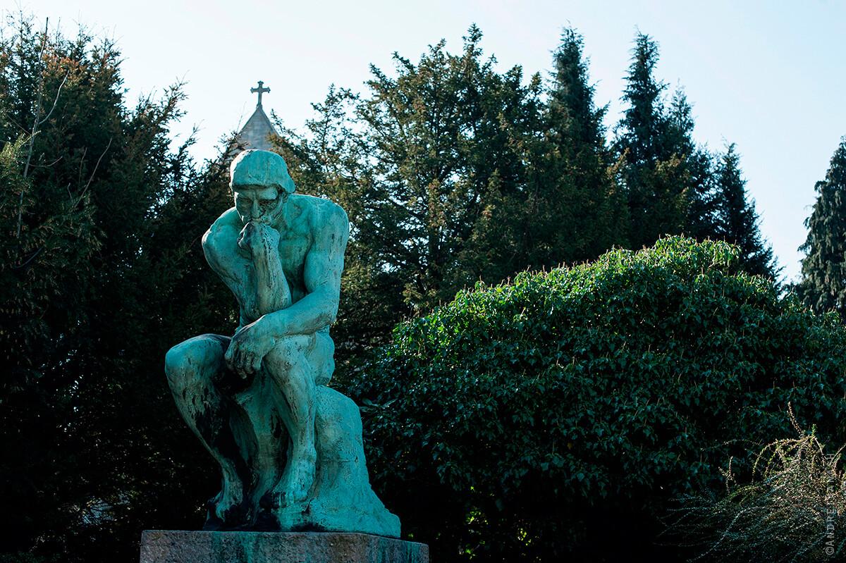 Брюссель, кладбище Лакен, Бельгия фото