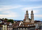 Цюрих.О святынях старого города.