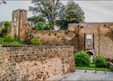 Крепость Альборнос. Орвието. Италия