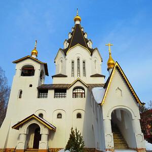 Храмы Южного Урала. Часть 2