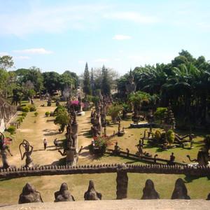 Загадочный Лаос