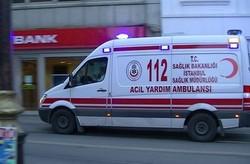 У станции метро в Стамбуле прогремел взрыв