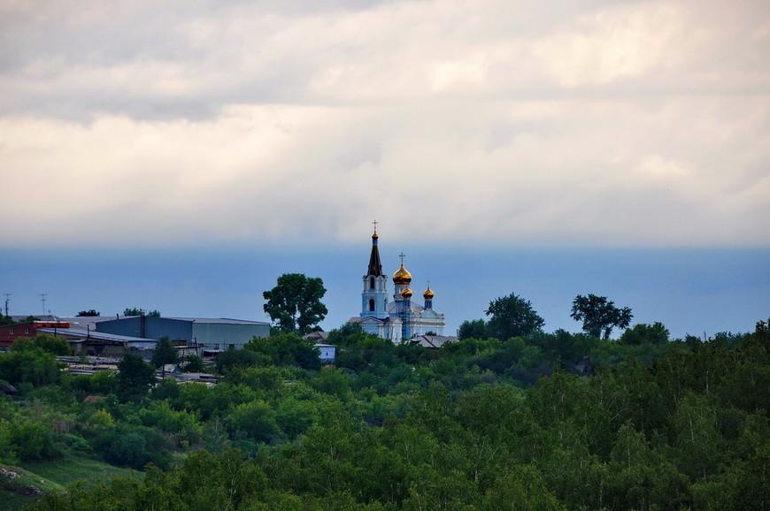 33. Церковь Покрова Божьей Матери.