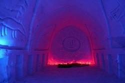 Кировск открывает «Снежную деревню»